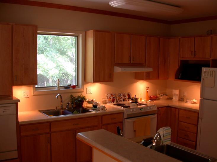 Kitchen Counter Lighting With Kitchen Counter Lights
